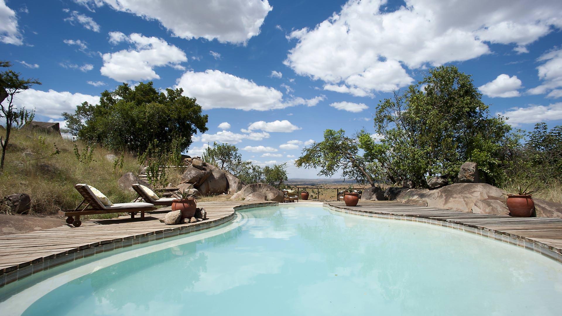 Pool at Lamai