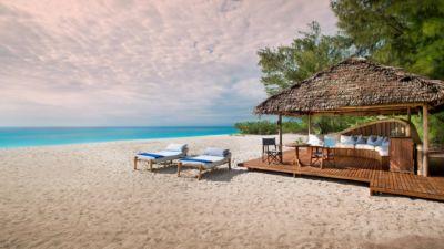 Mnemba Island Beach
