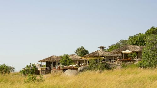 Mkombe's House