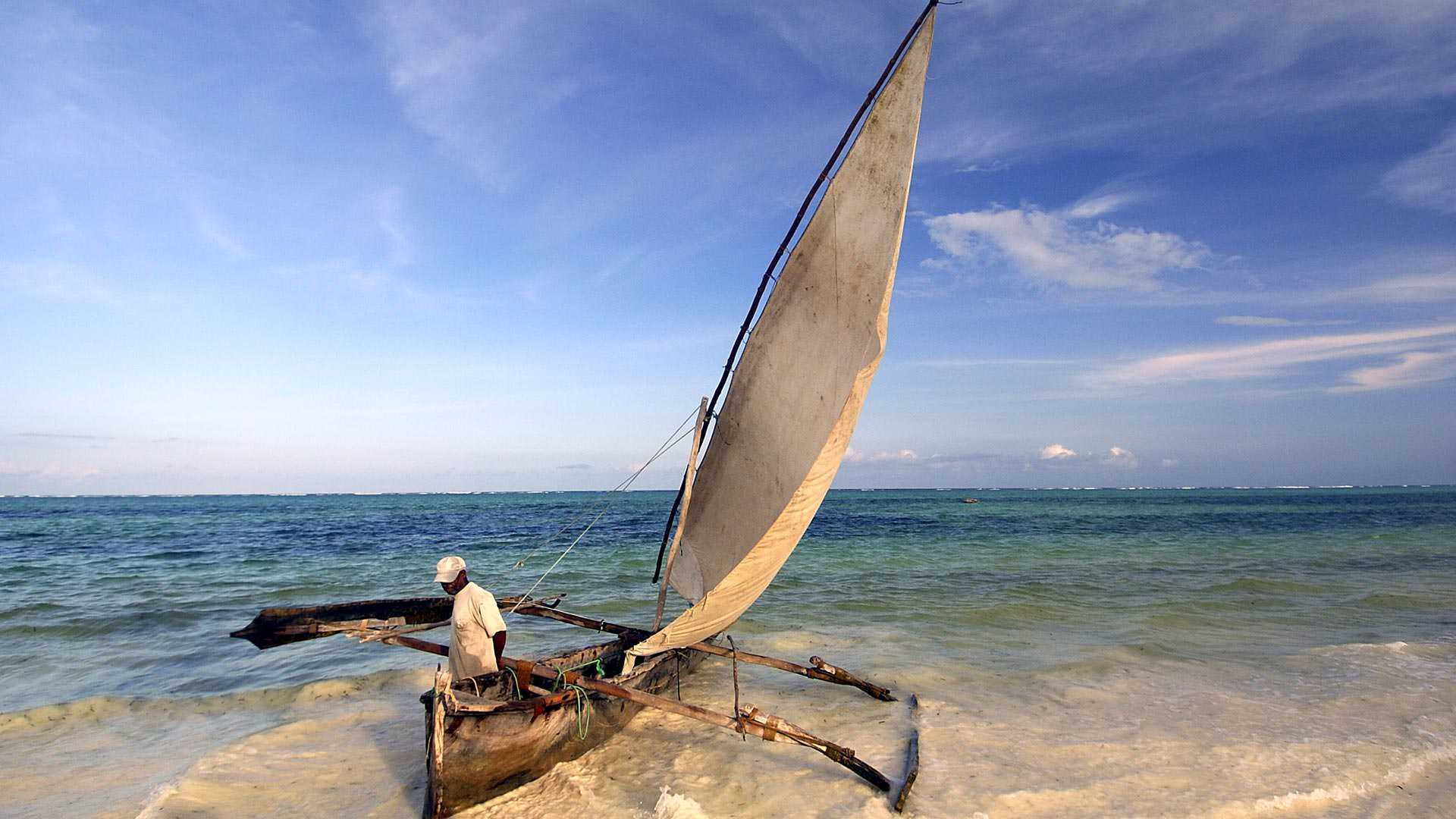 Ngalao Saling boat