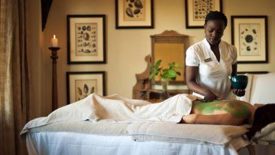 Massage at Sasakwa