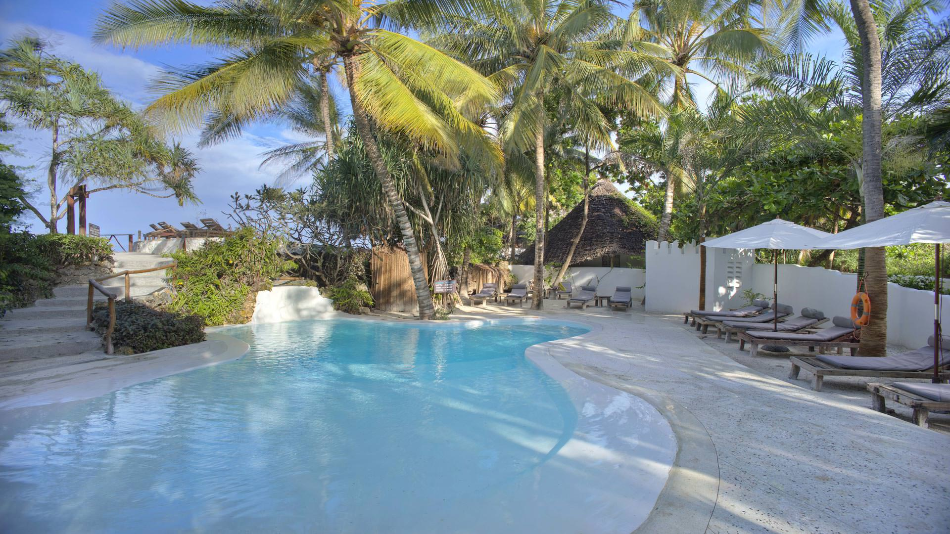 Matemwe Lodge Pool
