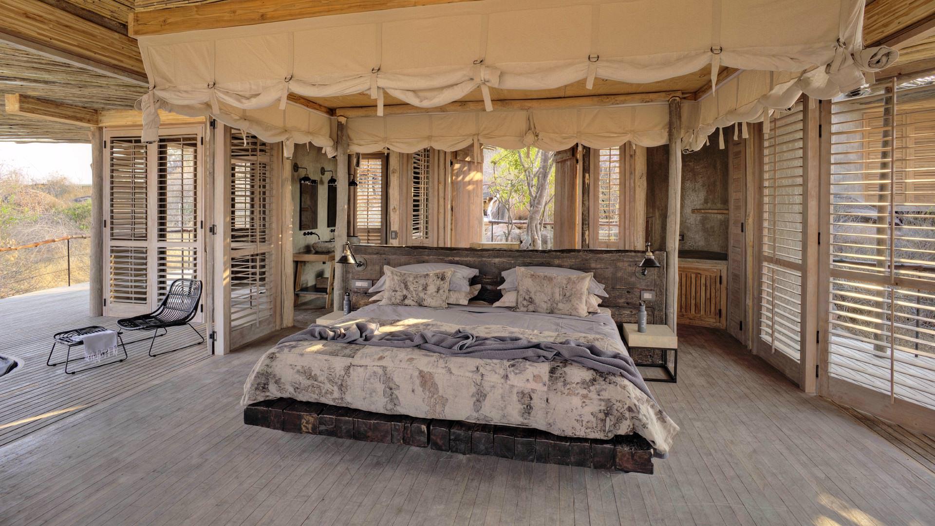 Jabali Ridge Bedroom