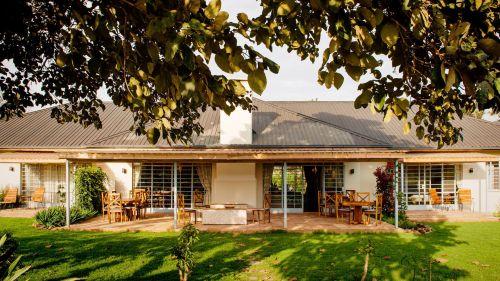 Katambuga House - main building
