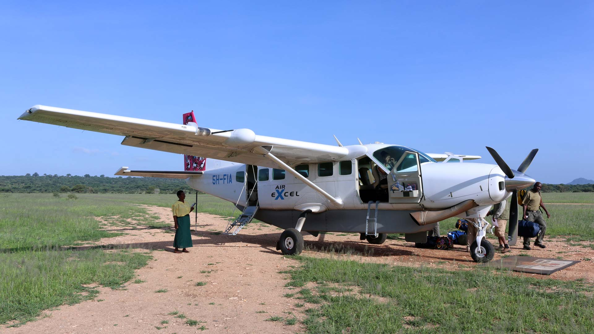 Cessna Caravan C208 aircraft