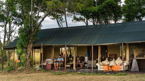 Lemala Mara Mobile Camp