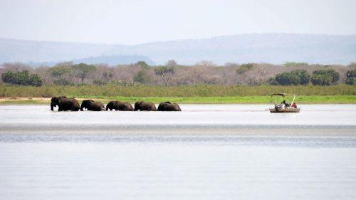 Siwandu Camp Selous