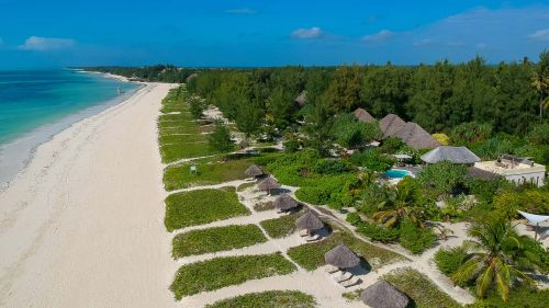 Zanzibar White Sand Luxury Villa and Spa