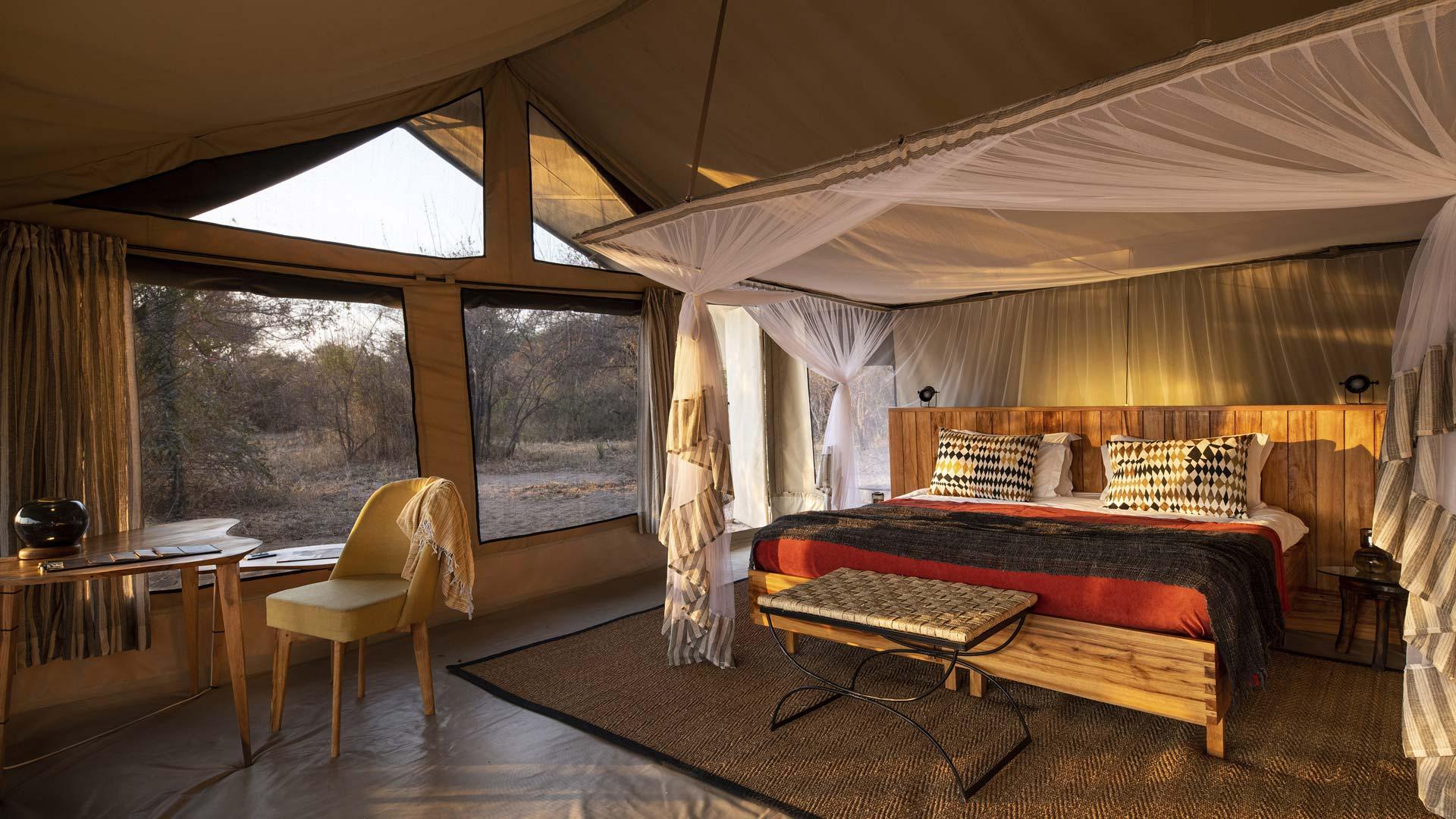 Guest Tent