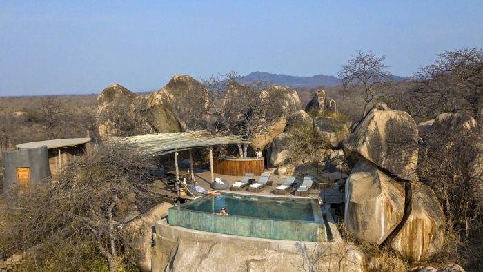 Jabali Ridge Pool