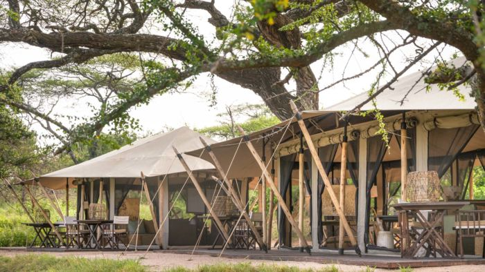 Mila Tented Camp