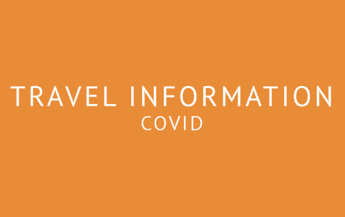 Travel info placeholder